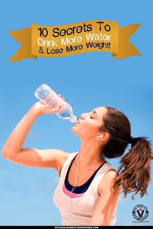 10-Secrets-To-Drink-More-Water-&-Lose-More-Weight