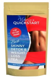 Victoria's SKinny Detox Tea