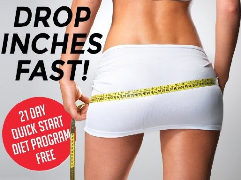Lose Inches!