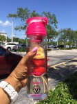 VBS infuser water bottle