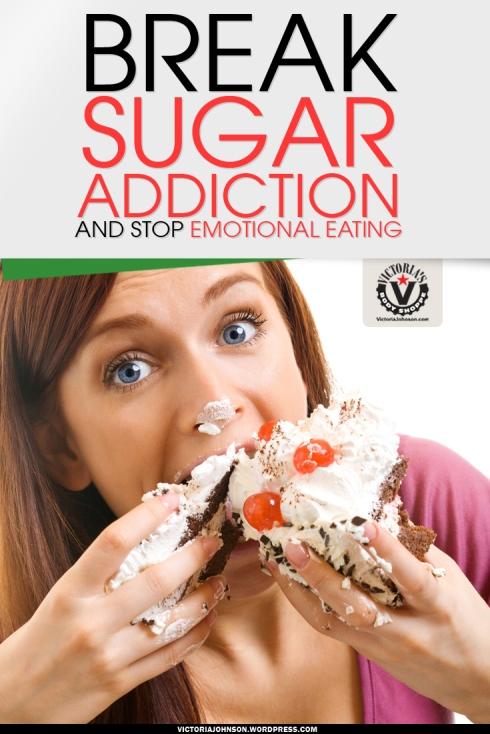 how to break sugar addiction reddit