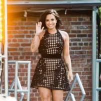 Demi Lavato Before