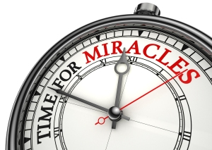 Miracles Happen When You Put Time Into Your Health