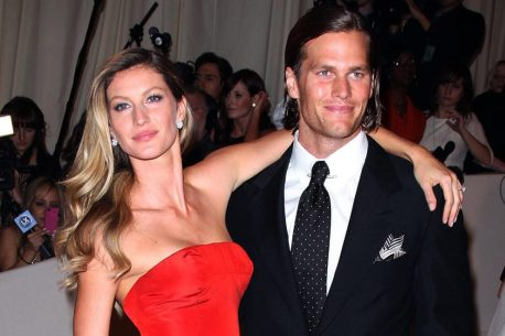 tom brady and giselle brazil super model uses probiotics for acne