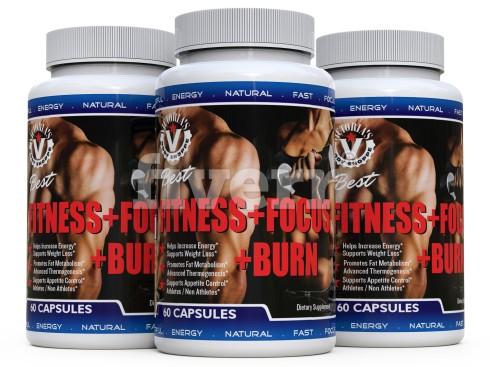Fitness Focus Burn - Thermagenic, athletes, celebrities, performance
